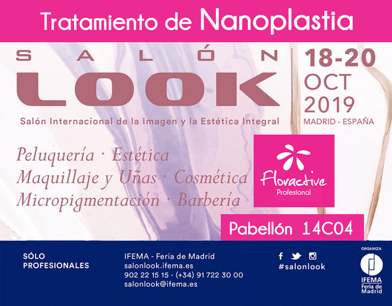 nanoplastia salon look floractive 2019